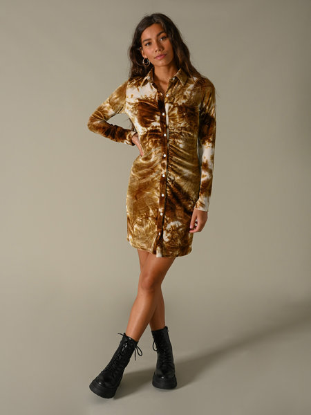 Things I Like Things I Love TILTIL Vita Velvet Dress