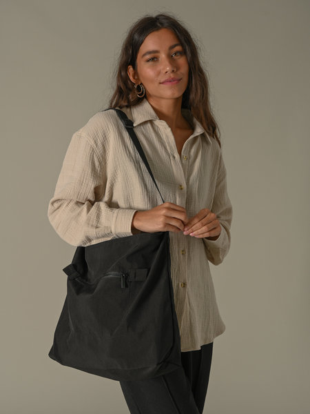 VADA Nylon Bag Black