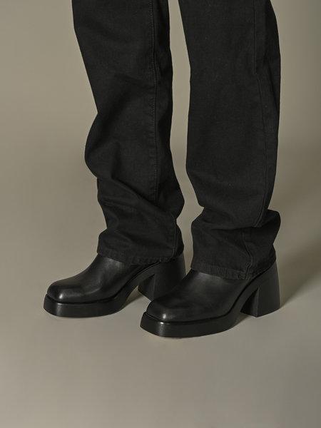Vagabond Brooke Elastic Boots Black
