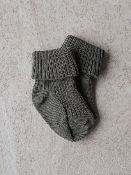 MP Denmark Cotton Rib Baby Socks