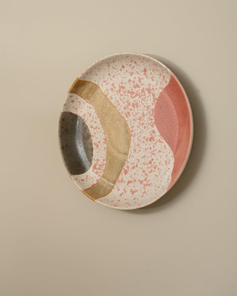 Sher Wall Decor Stoneware