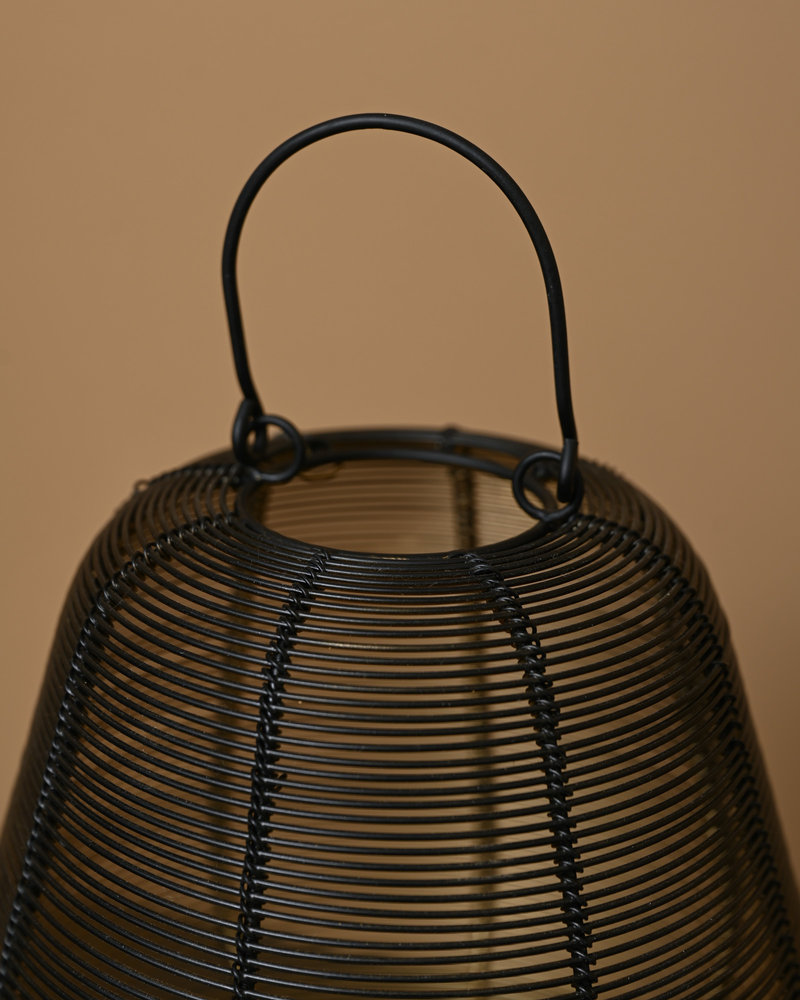 Romy Lantern Black/Gold