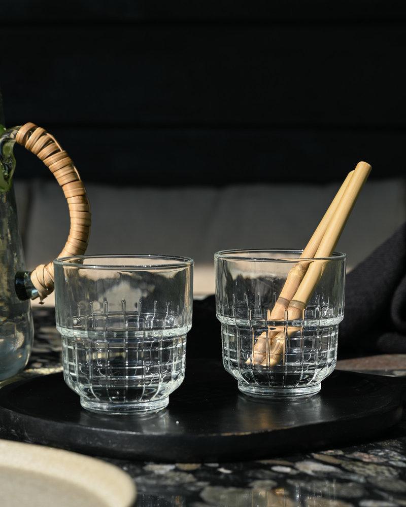 Rocks Small Water Glass