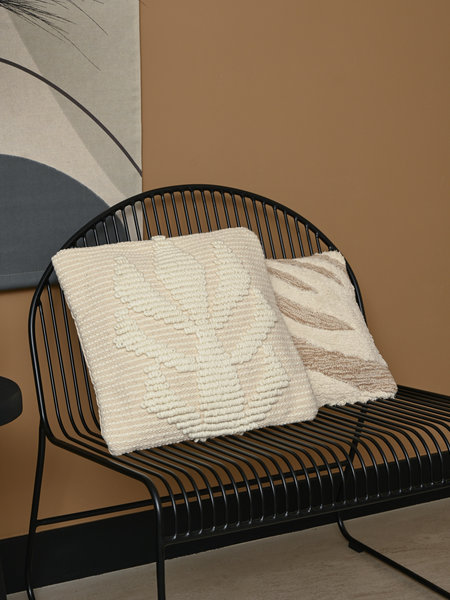 Gulzar Cushion Nature Wool