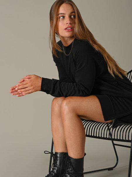 Noisy May Miley Sweat Dress Black