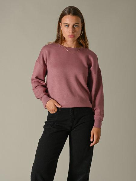 MSCH Ima DS Sweatshirt Rose Taupe