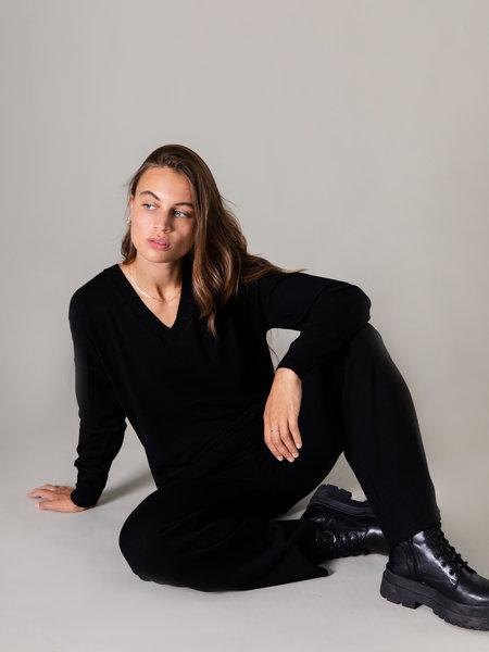 MSCH Galine Rachelle Pullover Black