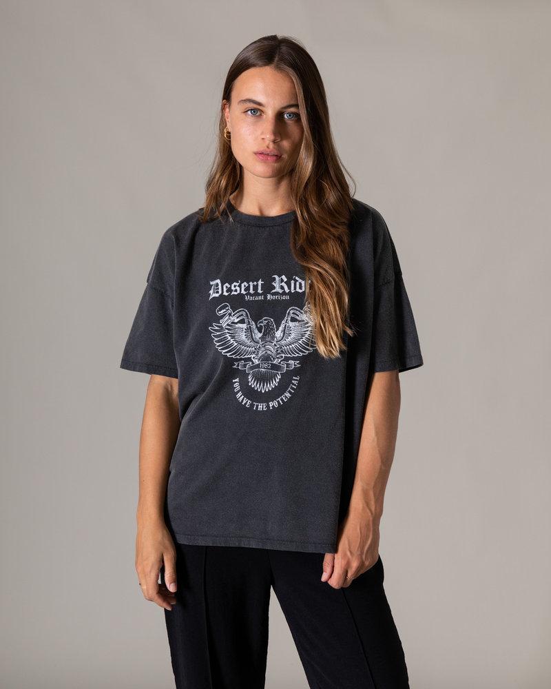 Ida Dark T-Shirt Black