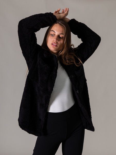 Noisy May Suzzi Jacket  Black