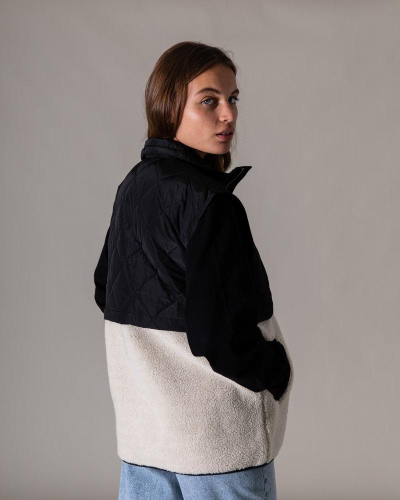 Adina Kiara Waistcoat Black/Silver
