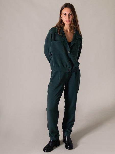 Things I Like Things I Love TILTIL Josha Trousers Green