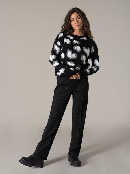 Lolo Sweater Black Grey