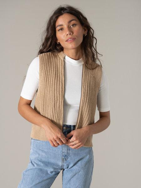 Noisy May Lucia Zip Knit Nomad