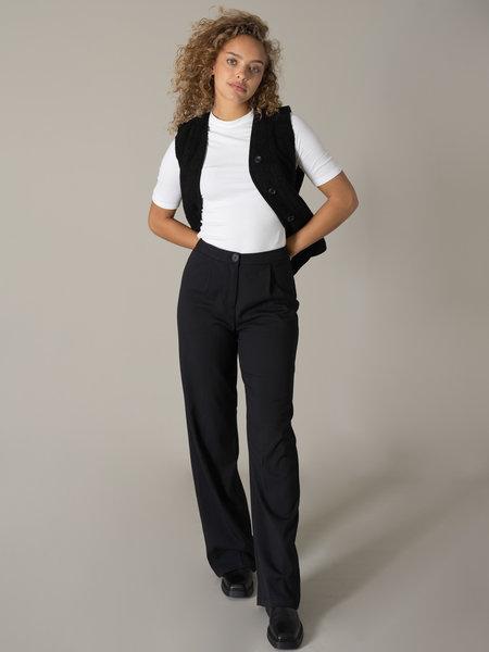 24Colours Pants Black