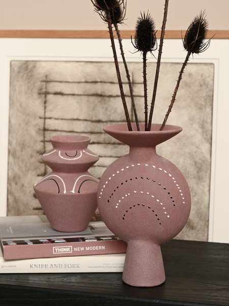 Pomax Vase Roussilon