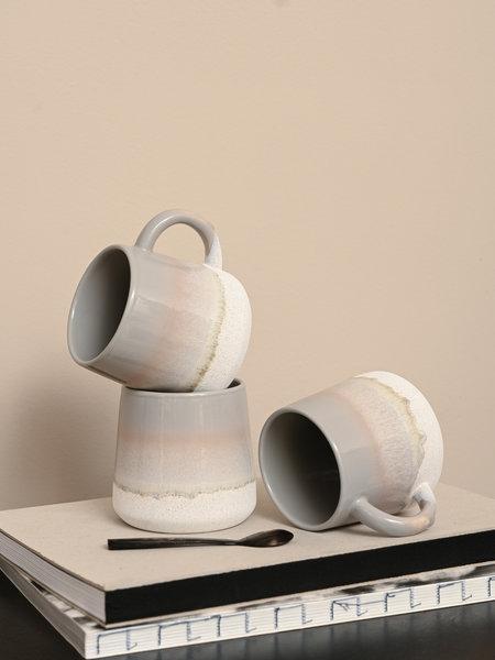 Sass & Belle Mug Mojave Glaze Grey
