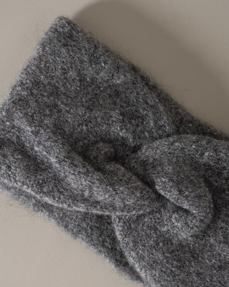 Ninni Knitted Headband Grey
