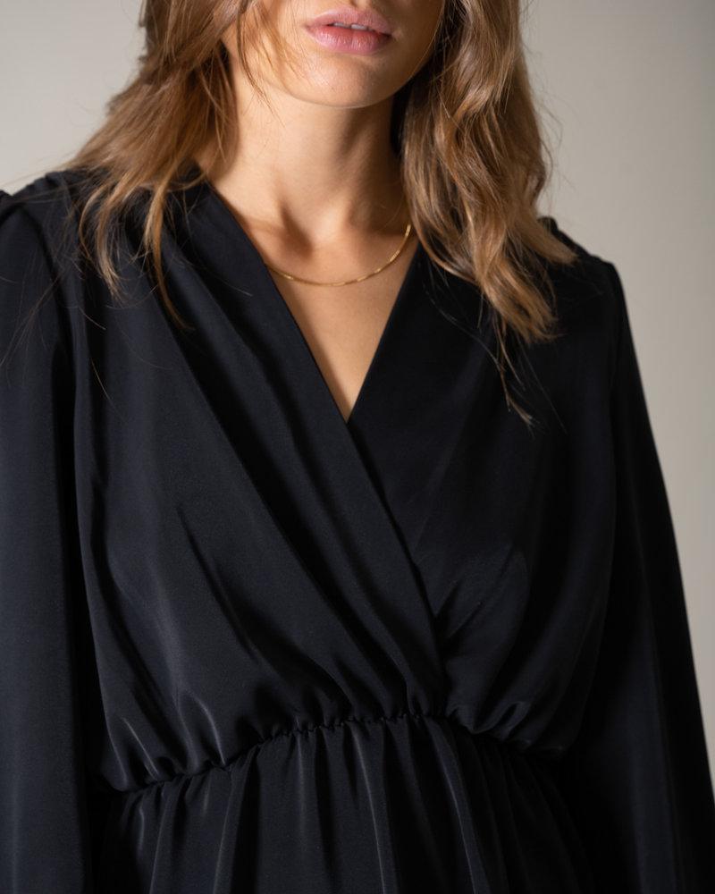 TILTIL Bono Belt Dress Black