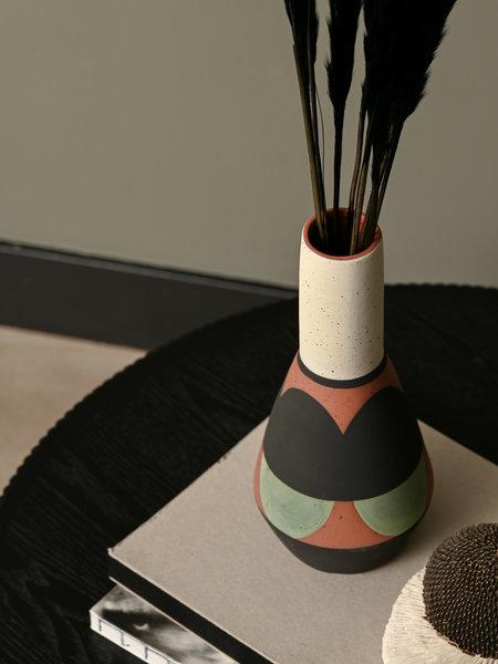 Vase Terracotta Mix