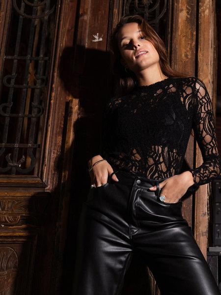 Things I Like Things I Love TILTIL Pu Lieke Leather Pants
