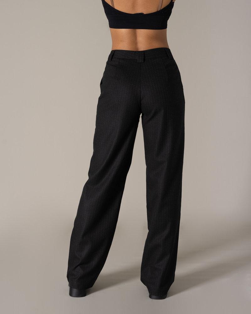 TILTIL Elise Pinstripe Grey Pants