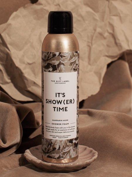 The Giftlabel Body Foam It's shower time