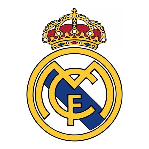 Een groot aanbod voetbalshirts van Real Madrid