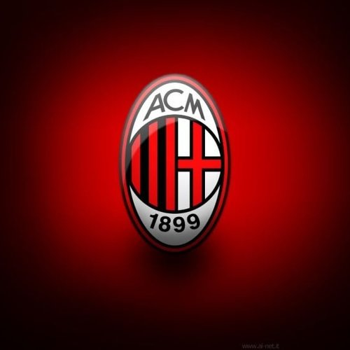 A wide range of football shirts from AC Milan