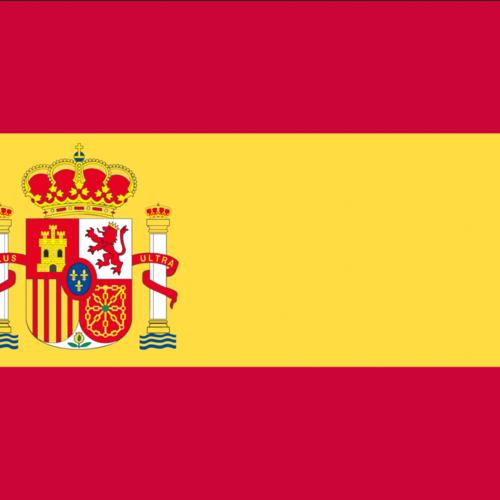 Een groot aanbod voetbalshirts van Spanje