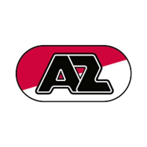 A wide range of football shirts from AZ Alkmaar