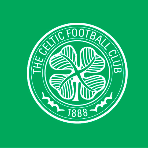 A wide range of football shirts from Celtic FC