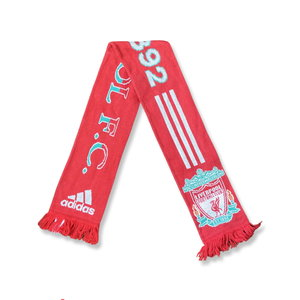 "Scarf Football Scarf ""Liverpool"""