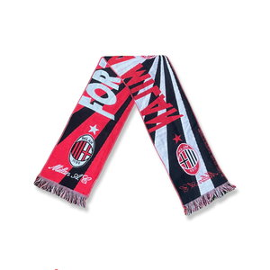 Scarf Voetbalsjaal 'AC Milan'