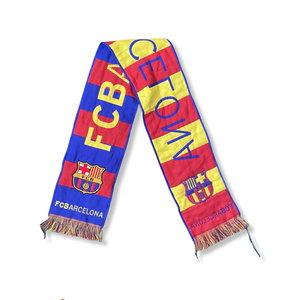 "Scarf Football Scarf ""FC Barcelona"""