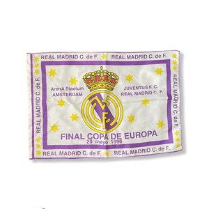 Flag Voetbal vlag 'Real Madrid'