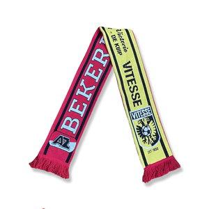 Scarf Voetbalsjaal 'AZ - Vitesse'