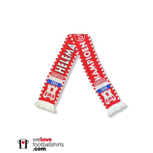 Scarf Voetbalsjaal 'FC Twente'
