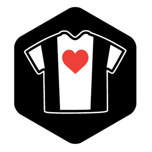 A wide range of Player worn shirts