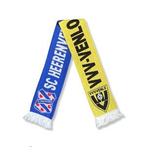 "Scarf Football Scarf ""SC Heerenveen - VVV Venlo"""