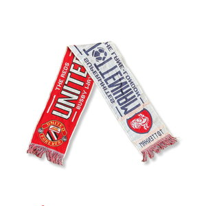 Scarf Voetbalsjaal 'Manchester United - Tottenham Hotspur'