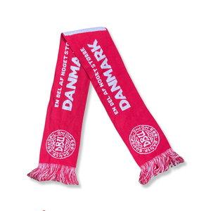 Scarf Voetbalsjaal 'Denemarken - Polen'