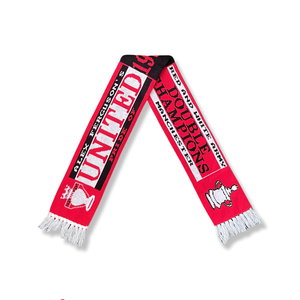 """Scarf Football Scarf """"Manchester United"""""""