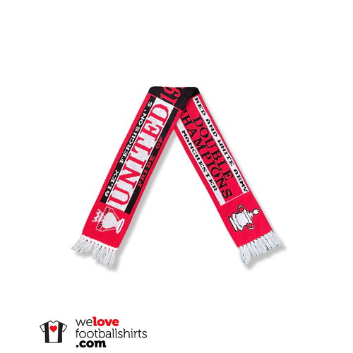 Scarf Voetbalsjaal 'Manchester United'
