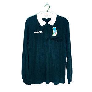 Diadora Italy referee
