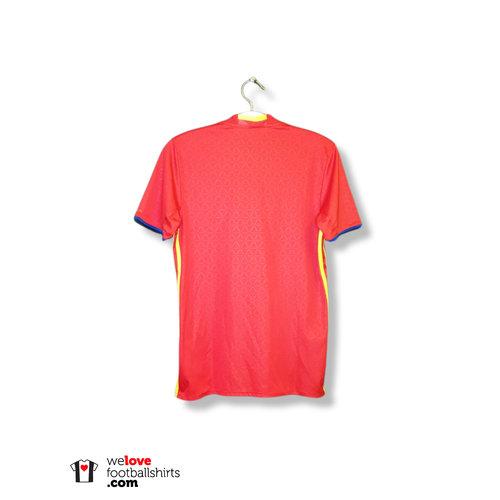 Adidas Original Adidas football shirt Spain EURO 2016