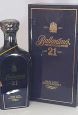 BALLANTINES  Ballantines 21 YEARS
