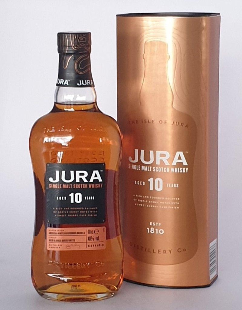 ISLE OF JURA DISTILLERY  Jura 10yo