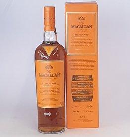 MACALLAN DISTILLERY  Macallan Edition 2