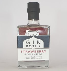 THE GIN BOTHY Gin Bothy Strawberry Liqueur