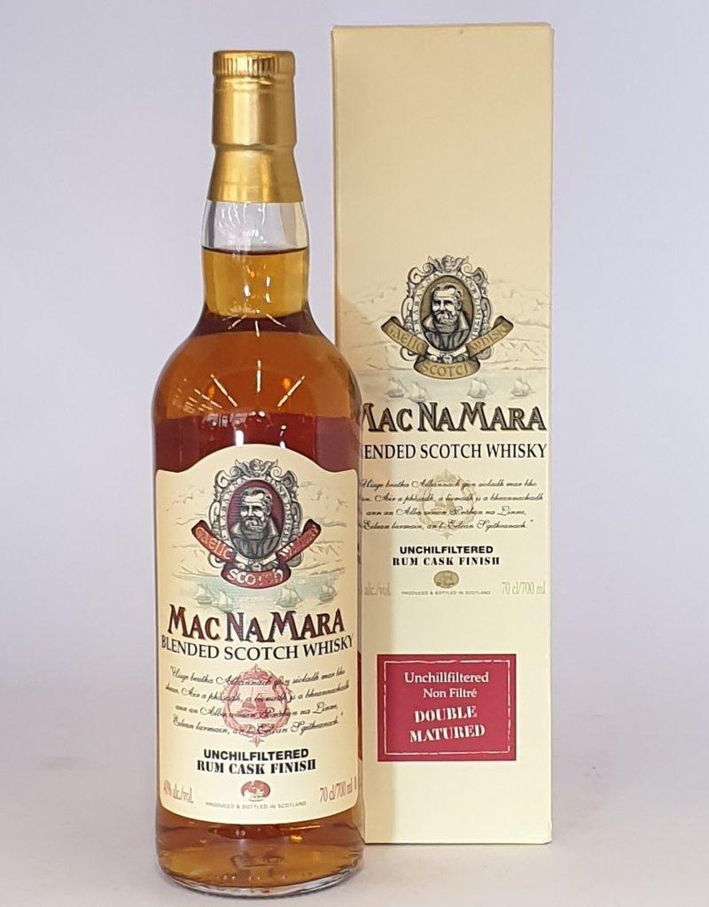 MACNAMARA Macnamara Rum Cask Finish